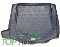 L.Locker Коврик в багажник BMW 1er (E87) hatchback (04-11)