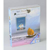 """Фотоальбом картонный для фотографий """"Корабль"""" AB8178, размер 23х30 см, на 200 фотографий, 2 вида, альбом для фотографий, фото-альбом"""