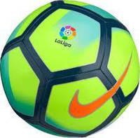 Детский футбольный мяч Nike Pitch La Liga SC3138-702