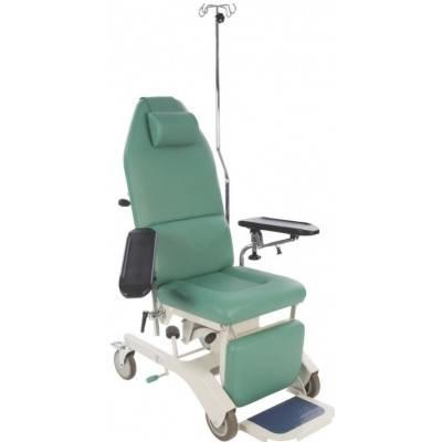 Гидравлическое смотровое кресло 6801., фото 2