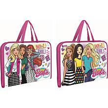 Папка-портфель 1 Вересня Barbie