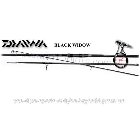 Удилище карповое Daiwa Black Widow BWC2312-AW 3.6 3.5lb