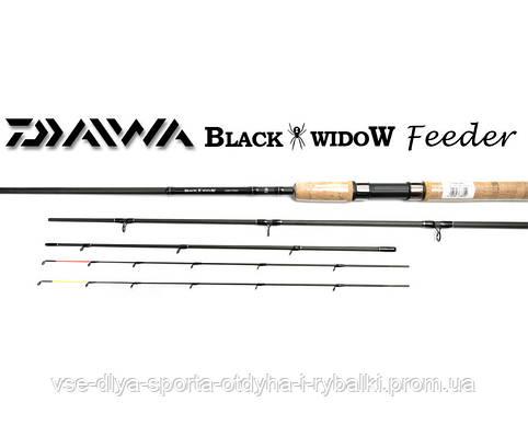 Удилище Daiwa Black Widow Feeder 2,70м-80гр.