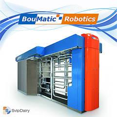 Доильные роботы BouMatic Robotics