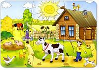 Пазл Бомик Ферма (6 элементов)