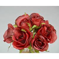 """Композиция цветочная для декора """"Букет"""" SU1244, размер 25х17 см, 2 вида, декоративный цветок, искусственное растение, букет искусственных цветов"""