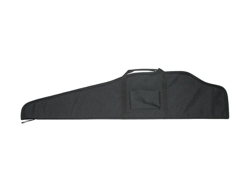 Чехол для винтовки с оптическим прицелом длиной до 125 см. черный