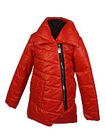 Куртка для девочки  672 весна-осень, размеры на рост от 128 до 146 возраст от 7 до 11 лет