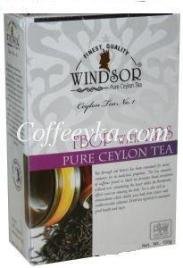 Чай чёрный Windsor Fbop с типсами 100 гр.