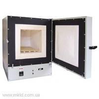 Камерная печь с камерой из термоволокна SNOL 30/1100