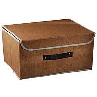 Ящик для хранения вещей Котон 40*30*20 см (17463)