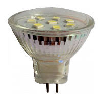 Светодиодная лампа Led Lemanso LM377 3W MR11 GU5.3 4500K