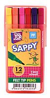 Фломастеры Cool For School «Sappy» CF15205, 12 цв