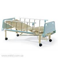 Кровать медицинская 2 секционная без боковых поручней  HCB-7031