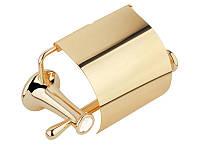 Kugu Держатель туалетной бумаги Kugu Bavaria 311G, золото(311G)