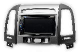 Переходная рамка Hyundai Santa Fe Carav 11-716, фото 3