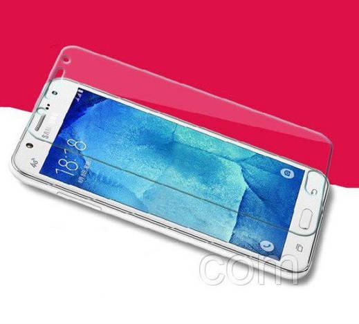 """Samsung J7 (2015) J700H оригинальное защитное стекло олеофобное покрытие 0,2mm 9H 2.5D """"WOMUX GLAS"""""""
