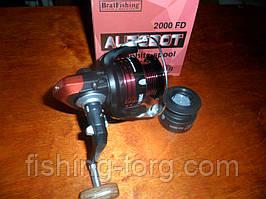 Катушка рыболовная autobot 3000fd 3+1bb