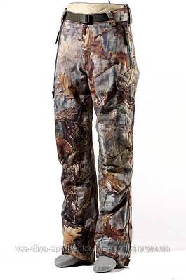 Летние брюки с сигнальными вставками Hillman Tech