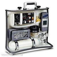 Набор для оказания первой помощи LIFE-BASE II с аппаратом ИВЛ Medumat Standard и модулем отсасывания и ингаляции COMBI