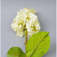 """Композиция цветочная для декора """"Гортензия"""" SUB1060, размер 85х15 см, 5 видов, декоративный цветок, искусственное растение, букет искусственных цветов"""