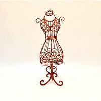 Декор вешалка CH139, размер 46*14 см, декор для дома, декорирование дома, аксессуары для дома
