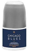Парфюмированный шариковый дезодорант CHICAGO BLUES