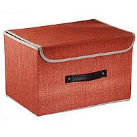 Ящик для хранения вещей Котон 38*25*25 см (17461)