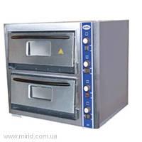 Печь для пиццы двухкамерная электро ENTRY 8