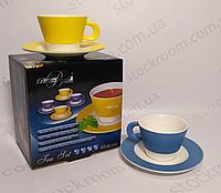 Кофейный сервиз Barton Steel BS 02-102 8 предметов