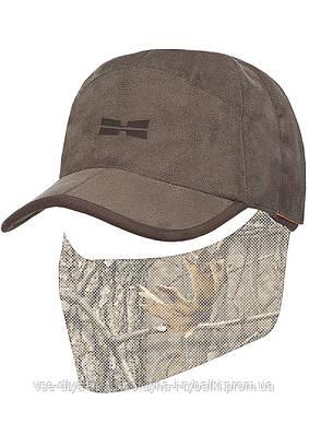 Двухсторонняя демисезонная кепка с маской цвет OAK