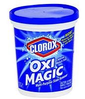 Многоцелевой порошок для удаления пятен Clorox Oxi Magic 900 г