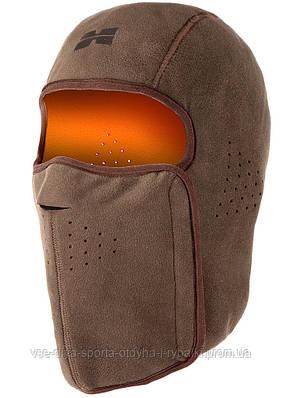 Флисовая двухсторонняя маска от холода цвет OAK/Blaze