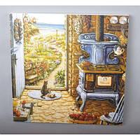 Декор картина BH094, размер - 30*30 см, декор для дома, декорирование дома, аксессуары для дома