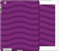 "Чехол на iPad 2/3/4 Pattern Geometric Waves ""3429c-25-10409"""