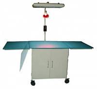 Стол типа Аист для проведения санитарной обработки.