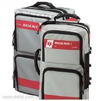 Сумка-рюкзак первой помощи RESCUE-PACK с базовой комплектацией Respiration.