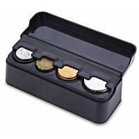 Чехол Монета Карман Пластика Коробка Для Хранения Чёрный