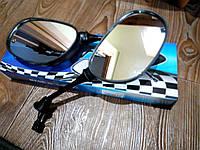 Зеркала Ø8 для скутера Honda Dio AF 27,28