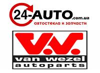Конденсор кондиционера ASTRA H 14/16/18 MT 04- (Van Wezel)