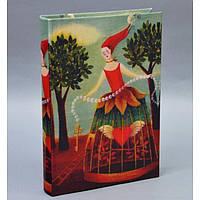 "Книга - шкатулка для хранения мелочей ""Девушка"" KS455, размер 27х19.5х3.8 см, деревянная шкатулка, шкатулка для вещей"