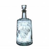 Бутыль д/вина 3л. стекло со стекл.пробкой (9шт/уп)