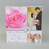"""Фотоальбом свадебный """"Marry"""" AB332, картонный, 2 вида, 30 листов / 20 листов, альбом для фото, фото-альбом"""