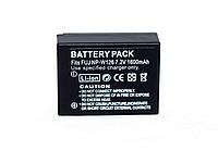 Аккумулятор NP-W126 для камер FujiFilm XE-2, XE-1, X-Pro1, HS30EXR, X-T1, X-M1, X-A1 - аналог на 1600 ma