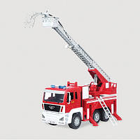 Автомодель серии Driven Standard – Пожарная Машина (свет, звук, водяная помпа) gWH1001Z