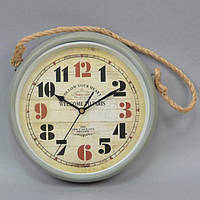 """Часы настенные для декора """"Welcome to Paris"""" T1405, размер 27x4 см, 3 вида, дерево, часы для дома, часы на стену, часы домашние"""
