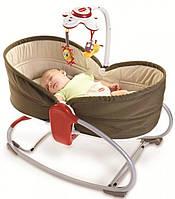 Кресло - кроватка - качалка 3 в 1 Мамина любовь Tiny Love 1800306830
