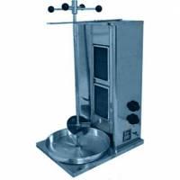 Шаурма газовая на 30кг (2 горелки) M073 с газовым контроллером