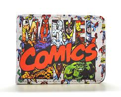 Кошельки Марвел герои Marvel hero
