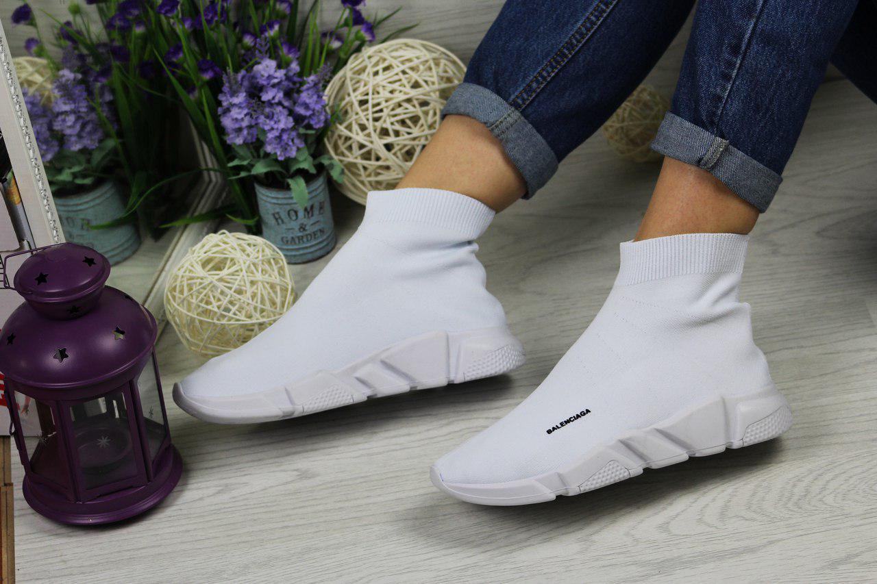 Balenciaga женские (белые), ТОП-реплика